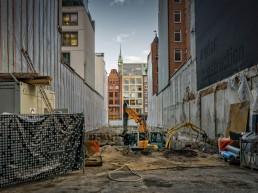 Byggepladsbesøg